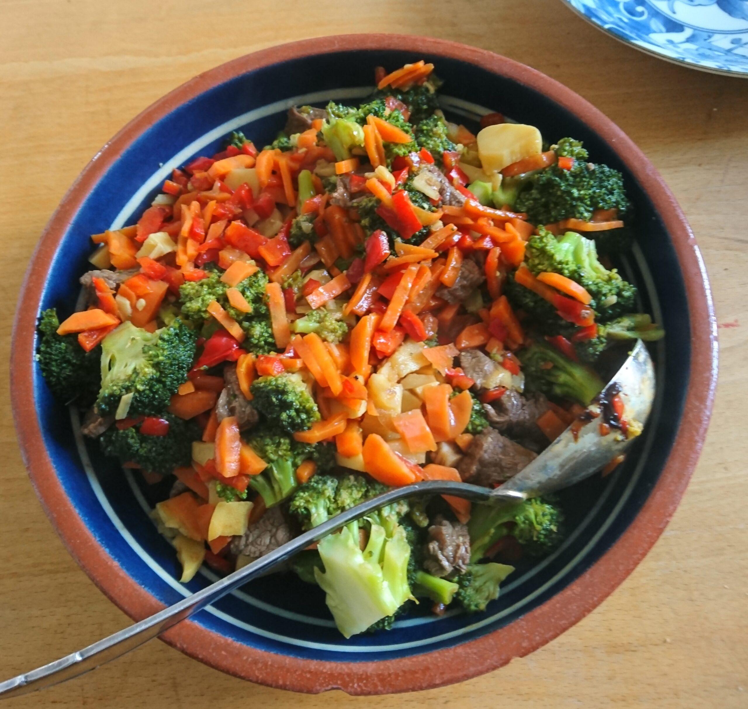 Chop Suey – vom Chinarestaurant in die Küche
